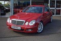 2009 MERCEDES-BENZ E CLASS 3.0 E280 CDI SPORT 4d 187 BHP £6950.00