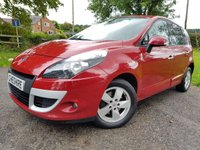 2012 RENAULT SCENIC 1.5 DYNAMIQUE TOMTOM DCI 5d SAT NAV+LEATHER+EXTRAS £3775.00
