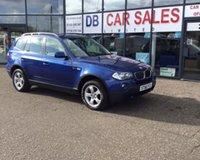 2006 BMW X3 2.0 D SE 5d 148 BHP £4995.00