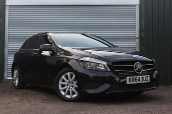 2015 MERCEDES-BENZ A CLASS 1.5 A180 CDI BLUEEFFICIENCY SE 5d AUTO 109 BHP £11299.00