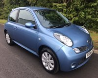 USED 2008 08 NISSAN MICRA 1.5 ACENTA PLUS DCI 3d 85 BHP 6 MONTHS PARTS+ LABOUR WARRANTY+AA COVER