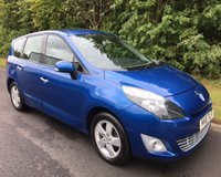 USED 2010 10 RENAULT GRAND SCENIC 1.4 DYNAMIQUE TOMTOM TCE 5dr 7 SEATS 129 BHP 6 MONTHS PARTS+ LABOUR WARRANTY+AA COVER