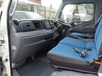 USED 2014 14 MITSUBISHI FUSO CANTER 3.0 7C18 43 1d AUTO 173 BHP