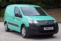 USED 2016 16 CITROEN BERLINGO 1.6 625 LX L1 BLUEHDI S/S  98 BHP