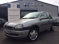 USED 2000 W VAUXHALL CORSA 1.0 CLUB 12V 3d  A VERY RARE OPPORTUNITY