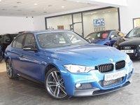 USED 2014 14 BMW 3 SERIES 2.0 320D XDRIVE M SPORT 4d AUTO 181 BHP M PERFORMANCE KIT+NAV+X DRIVE