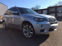 USED 2009 09 BMW X5 3.0 SD M SPORT 5d AUTO  STUNNING LOOKS, GREAT SPEC