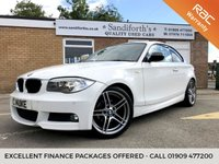 2012 BMW 1 SERIES 2.0 118D SPORT PLUS EDITION 2d COUPE FULL HTD LEATHER BLURTOOTH  £8990.00