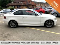 USED 2012 C BMW 1 SERIES 2.0 118D SPORT PLUS EDITION 2d COUPE FULL HTD LEATHER BLURTOOTH  ONLY £30 A YEAR TAX, FULL HEATED BLACK LEATHER,