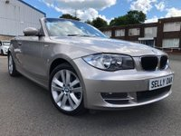 USED 2008 BMW 1 SERIES 2.0 118i SE 2dr LOW MILEAGE, NOW SOLD!!