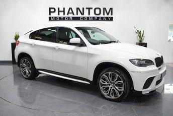 2012 BMW X6 3.0 XDRIVE40D 4d AUTO 302 BHP £22990.00