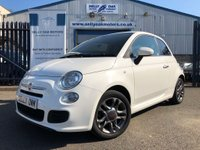 USED 2014 14 FIAT 500 1.2 S (s/s) 3dr THIS CAR IS NOW SOLD