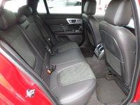 USED 2014 64 JAGUAR XF 2.2 D R-SPORT SPORTBRAKE 5d AUTO 200 BHP ** NAV * CAMERA * FSH ** ** SAT NAV * 1 OWNER * DAB * CRUISE * FSH **