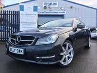 USED 2011 61 MERCEDES-BENZ C CLASS 2.1 C250 CDI BLUEEFFICIENCY AMG SPORT ED125 2d AUTO  THIS CAR IS NOW SOLD