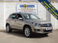 USED 2012 12 VOLKSWAGEN TIGUAN 2.0 SE TDI BLUEMOTION TECHNOLOGY 4MOTION DSG 5d AUTO 138 BHP Full VW History New Cambelt 0% Deposit Finance Available