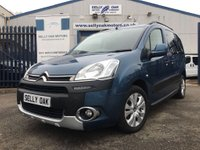 USED 2012 62 CITROEN BERLINGO MULTISPACE 1.6 HDi XTR 5dr FULL WHEELCHAIR ACCESS