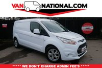 2015 FORD TRANSIT CONNECT 1.6 240 LIMITED P/V 115 BHP (LWB AIR CON DAB HEATED SEATS) £10749.00