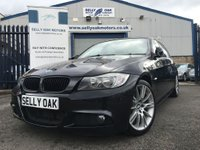 USED 2008 58 BMW 3 SERIES 2.0 320d M Sport 4dr THIS CAR IS NOW SOLD