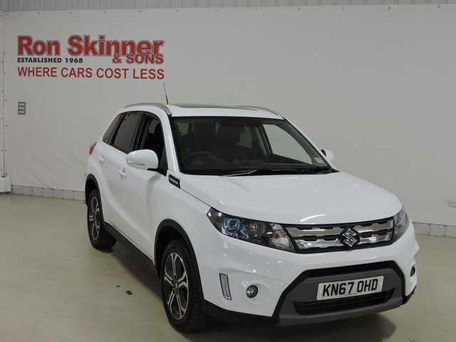 View our 2017 67 SUZUKI VITARA 1.6 SZ5 DDIS ALLGRIP 5d 118 BHP