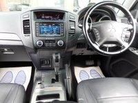 USED 2011 11 MITSUBISHI SHOGUN 3.2 ELEGANCE DI-D LWB 5d AUTO 197 BHP ** 7 SEATS * NAV * LEATHER ** ** 7 SEATS * SAT NAV * CAMERA * SUNROOF **