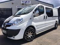 USED 2013 63 VAUXHALL VIVARO 2.0 2900 CDTI SPORTIVE LWB 1d  THIS VEHICLE IS NOW SOLD