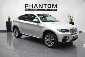 2012 BMW X6 3.0 XDRIVE40D 4d AUTO 302 BHP £20490.00