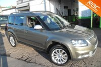USED 2015 15 SKODA YETI 1.2 OUTDOOR SE TSI DSG 5d AUTO 103 BHP VIEW AND RESERVE ONLINE OR CALL 01527-853940 FOR MORE INFO.