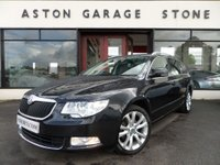 2012 SKODA SUPERB 1.6 SE PLUS TDI CR 5d 104 BHP ** SAT NAV * CRUISE * FSH ** £7950.00