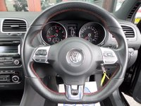 USED 2012 62 VOLKSWAGEN GOLF 2.0 GTI DSG 3d AUTO 210 BHP ** LEATHER * DAB * FSH ** ** LEATHER * DAB * PADDLESHIFT **