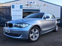 2009 BMW 1 SERIES 2.0 118d SE 3dr £SOLD