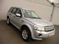 USED 2011 11 LAND ROVER FREELANDER 2.2 SD4 GS AUTO