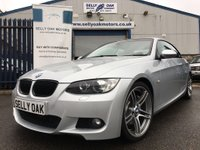 2008 BMW 3 SERIES 3.0 330d M Sport 2dr £SOLD