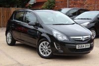 USED 2014 64 VAUXHALL CORSA 1.4 SE 5d 98 BHP **** HEATED FRONT SEATS ****