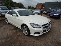2013 MERCEDES-BENZ CLS CLASS 2.1 CLS250 CDI BLUEEFFICIENCY AMG SPORT 4d AUTO 204 BHP £16490.00