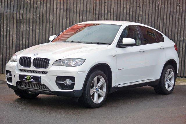 2011 11 BMW X6 3.0 XDRIVE30D 4d AUTO 241 BHP