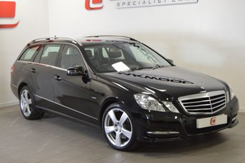 2011 MERCEDES-BENZ E CLASS 3.0 E350 CDI BLUEEFFICIENCY AVANTGARDE 5d AUTO 265 BHP £11995.00