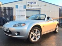 USED 2007 07 MAZDA MX-5 1.8 2dr THIS CAR IS NOW SOLD