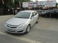 USED 2008 08 VAUXHALL ASTRA 1.2 CLUB CDTI 5d 90 BHP FINANCE AVAILABLE FROM £27 PER WEEK OVER TWO YEARS - SEE FINANCE LINK