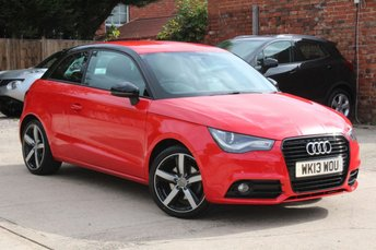 2013 AUDI A1 1.4 TFSI AMPLIFIED EDITION 3d 121 BHP £11495.00
