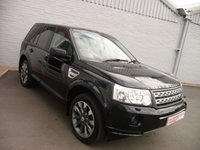 2011 LAND ROVER FREELANDER 2.2 TD4 GS £9995.00