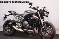 USED 2017 17 TRIUMPH SPEED TRIPLE RS