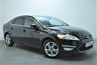 2014 FORD MONDEO 2.0 TITANIUM X BUSINESS EDITION TDCI 5d 161 BHP £6695.00