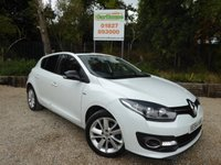 USED 2015 64 RENAULT MEGANE 1.5 LIMITED ENERGY DCI S/S 5dr Keyless, Sat Nav, Climate
