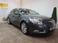 2012 VAUXHALL INSIGNIA 2.0 SRI CDTI 5d 157 BHP £4490.00