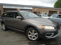 USED 2009 09 VOLVO XC70 2.4 D5 SE AWD 5d AUTO 183 BHP GREAT HISTORY + MOT JULY 2019