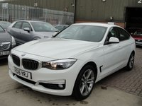 USED 2015 15 BMW 3 SERIES 2.0 320D SPORT GRAN TURISMO 5d AUTO 181 BHP EURO 6 ANY PART EXCHANGE WELCOME, COUNTRY WIDE DELIVERY ARRANGED, HUGE SPEC