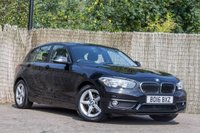 2016 BMW 1 SERIES 1.5 116D ED PLUS 5d 114 BHP £12500.00