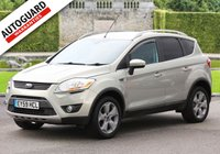 USED 2009 59 FORD KUGA 2.0 TITANIUM TDCI AWD 5d 134 BHP Finance from only £38 p/w!