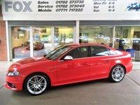 2010 AUDI S4 3.0 S4 QUATTRO 4d 329 BHP £14275.00