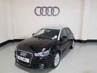 USED 2013 13 AUDI A1 1.2 SPORTBACK TFSI SPORT 5d 86 BHP 1 Owner From New /£0 Road Tax /Bluetooth  /16 In Alloys